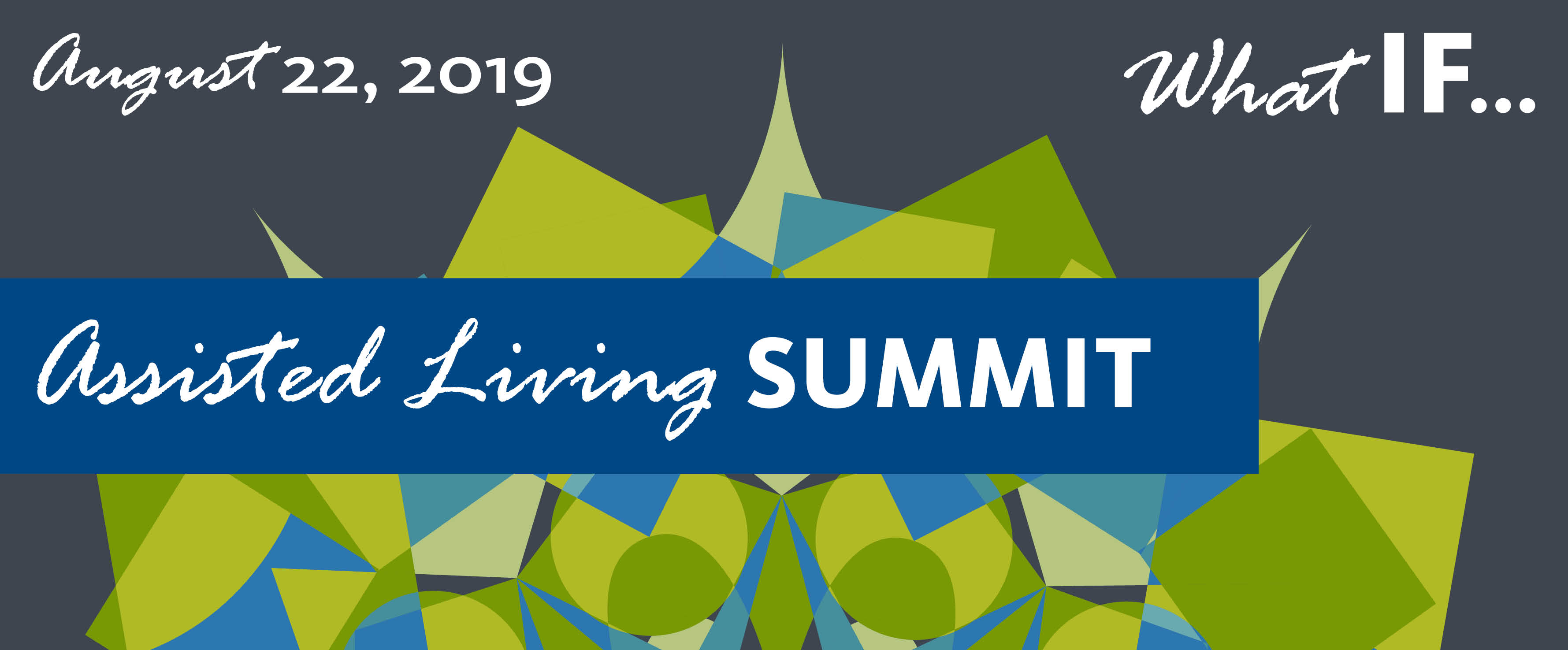 2019 Assisted Living Summit