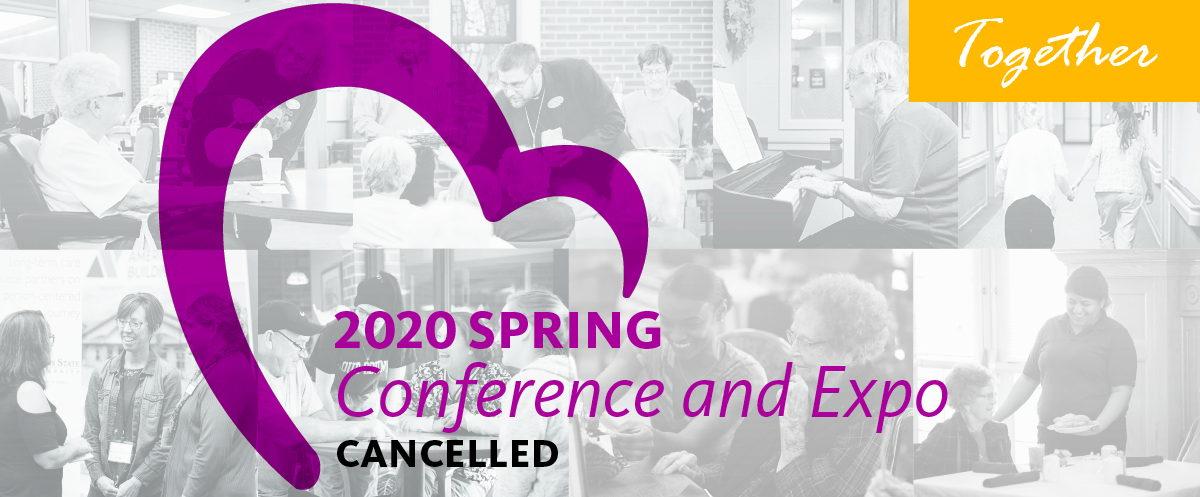 Cancelled Spring Conference Web Banner